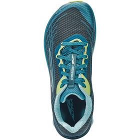 Altra Timp 2 Zapatillas Trail Running Mujer, azul/amarillo